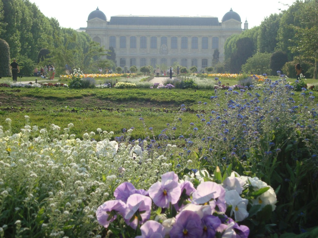 April in paris the french way blog for Jardin plantes paris